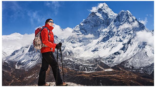 La basura del Monte Everest se transforma en piezas de arte