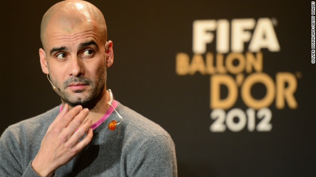 The end of an era: Josep Guardiola