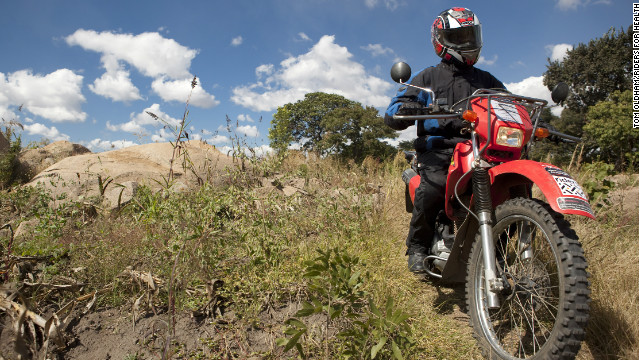 Riders for Health (RFH) is an award-winning group that manages motorcycles, ambulances and trekking vehicles to improve healthcare delivery in rural Africa.