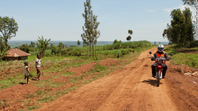 Tough terrain, lack of roads and infrequent public transport often hampers access to healthcare services for remote communities.