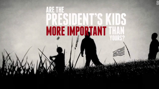 NRA lobbyist: Ad citing Obama's kids 'ill advised'