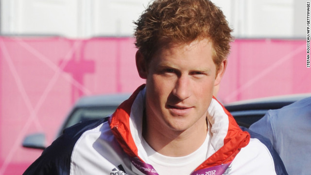 Town & Country crowns Prince Harry Top Bachelor.