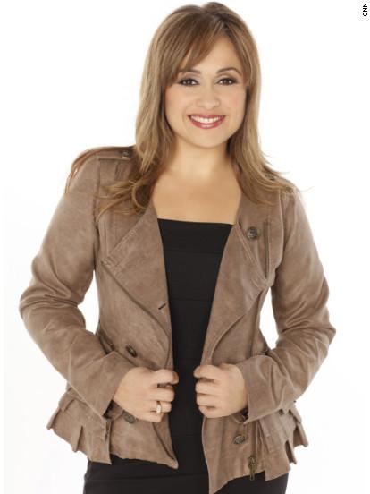 Elizabeth Espinosa, el nuevo rostro de CNN Latino