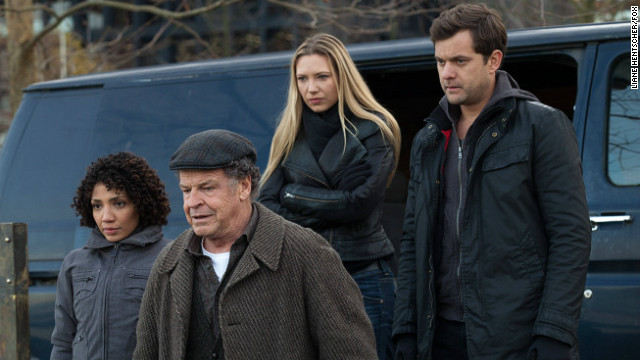 An emotional finale for 'Fringe'
