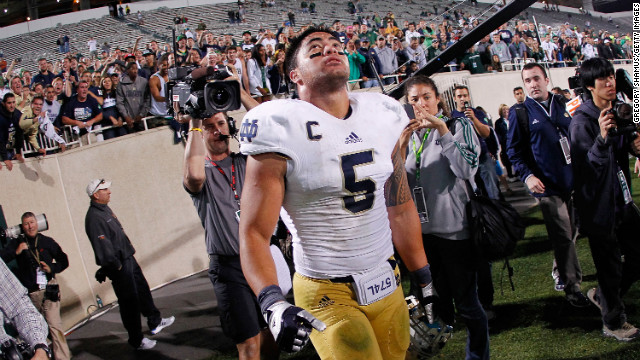 Need to Know News:  Manti Te'o: A linebacker, a made-up girlfriend and a national hoax; Algeria confirms 'ongoing operation' after hostage-taking