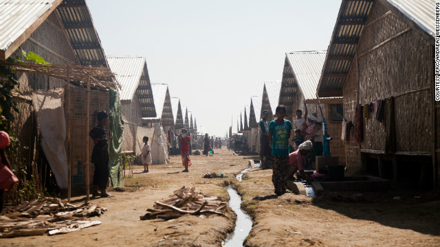 """Lives have been torn apart by the intercommunal violence in both ethnic Rakhine and Muslim communities,"" said U Khin Maung Hla, Secretary General of the Myanmar Red Cross. Because of ongoing tensions, displacement camps in Rakhine state separately house families from the two communities."