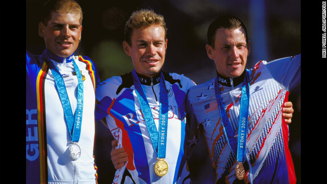 Olympic Committee asks Armstrong to return his 2000 bronze medal