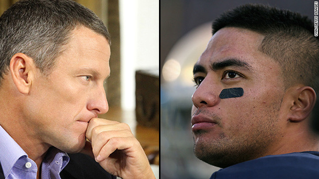 The Buzz: When Lance Armstrong and Manti Te'o collide