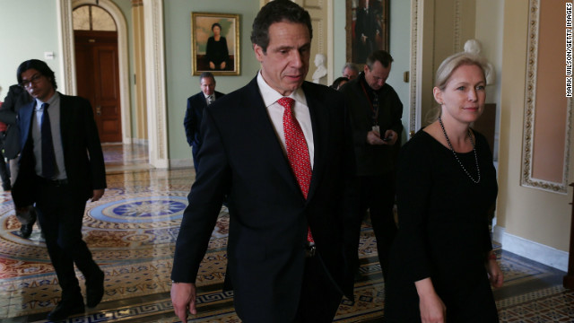 Poll: New Yorkers like Cuomo and his gun plan