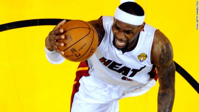 New NBA milestone for LeBron