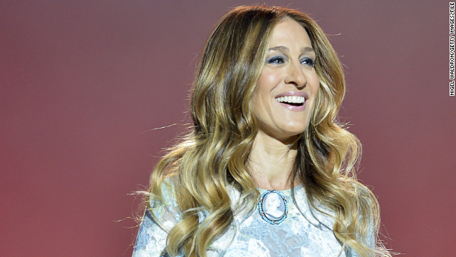 Why Sarah Jessica Parker won't be in 'Lovelace'