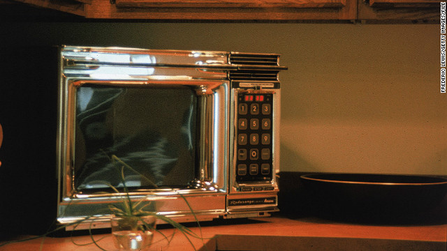 Microwave inventor Percy Spencer stumbled upon the now ubiquitous cooking aid when investigating magnetrons as part of his radar research for the U.S. Department of Defense during WWII. In the course of his work one day, he noticed a candy bar in his pocket had melted while he was standing in front of a radar set. Further investigations by Spencer eventually produced the first microwave oven.