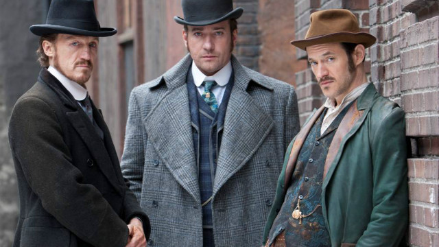 "Just after the Jack the Ripper murders in London's East End circa 1889, chaos and crime were rampant partners. Inspector Edmund Reid (Matthew Macfadyen) works to control it, through the brothels and filth-ridden streets of Whitechapel. ""Ripper Street"" was canceled by the BBC after two seasons, but Amazon has rescued the show and commissioned a third."