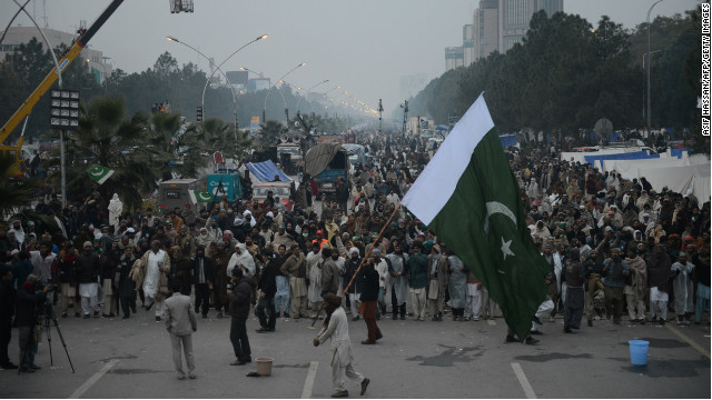 The myth of an Arab Spring in Pakistan