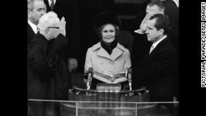 Timeline of Nixon's life