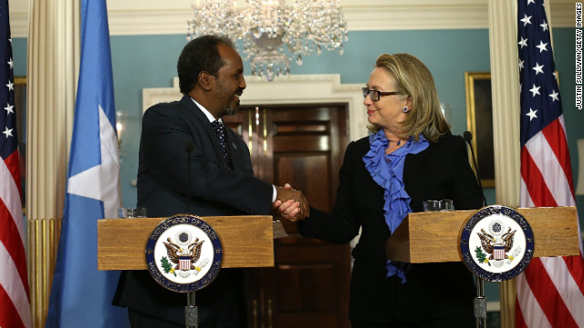 After more than 2 decades, U.S. recognizes Somalia