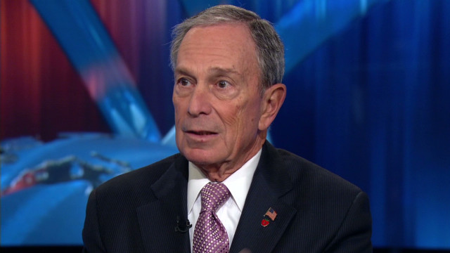 Poll: Voters back Bloomberg's push against plastic foam