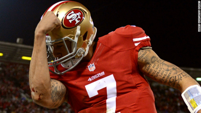 Sports writer Steve Politi believes there are more reasons to talk about the man who may lead the 49ers to the Super Bowl than just the Kaepernicking phenomenon.