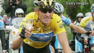 Wife of former Armstrong teammate is furious