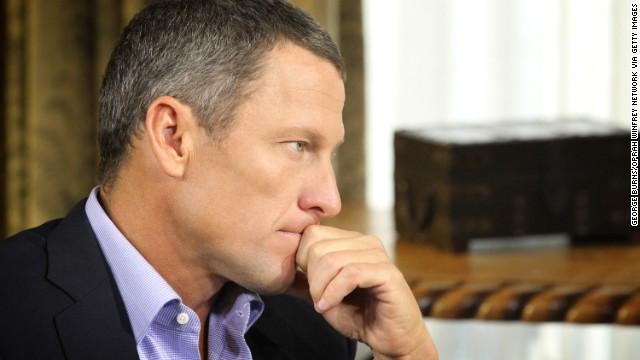 Lance Armstrong won't be 'Dancing' with any stars
