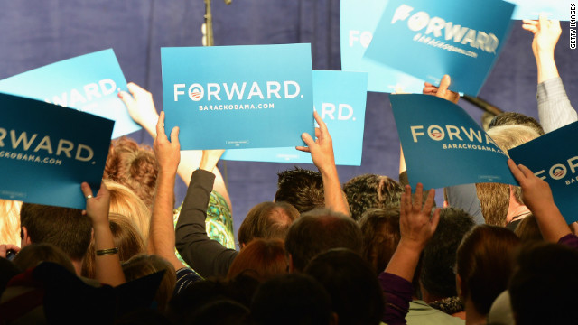 &#039;Obama for America&#039; to morph into &#039;Organizing for Action&#039;