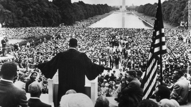 The Radicalization of MLK