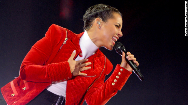 Alicia Keys will sing national anthem at Super Bowl