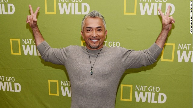 Cesar Millan takes his lessons across the globe