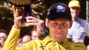 lance armstrong is back