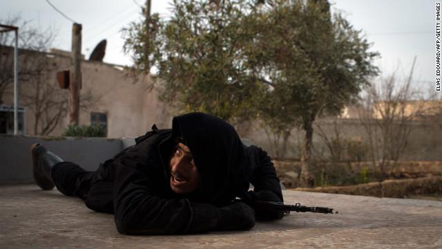 Una explosión mata a 30 miembros de las fuerzas pro régimen de Siria