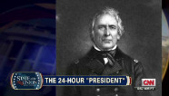 The man who was President for a day