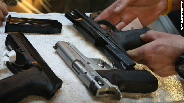 Gun rights group endorses background check deal