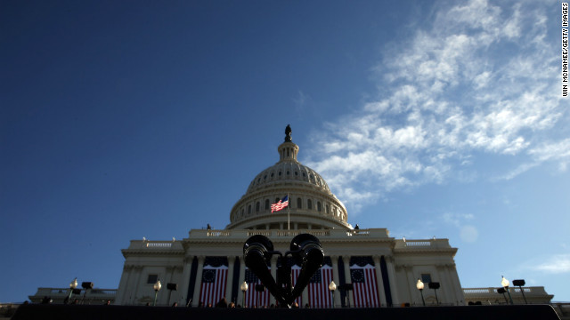 Obama to strike 'hopeful' tone in inaugural address