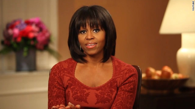 First lady moving on from Oscars criticism