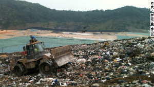Dealing with Hong Kong's waste problem