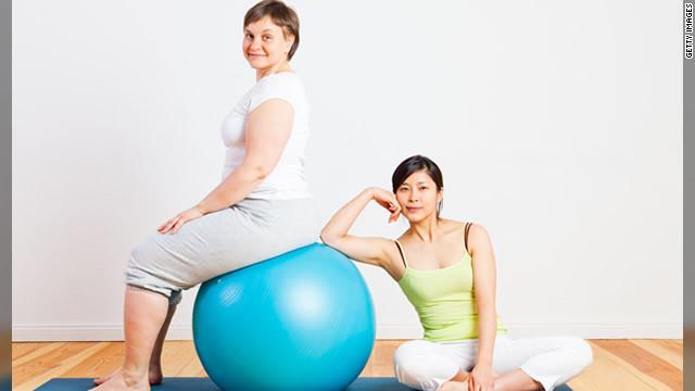 Las personas con sobrepeso tienen menor riesgo de morir, según un estudio