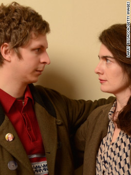 &quot;Crystal Fairy&quot; stars Michael Cera and Gaby Hoffmann at Village at the Lift.