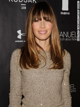 Jessica Biel attends the Next Generation Filmmaker Dinner Series presentation of her film &quot;Emanuel and the Truth About Fishes.&quot;