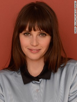 &quot;Breathe In&quot; star Felicity Jones at Village at the Lift.