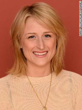 """The Lifeguard"" star Mamie Gummer at Village at the Lift."