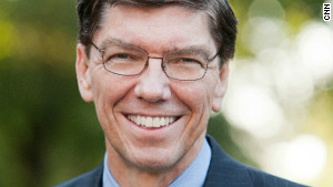 Clayton M. Christensen