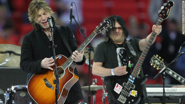 Catching up with Goo Goo Dolls' Rzeznik ahead of Inaugural ball