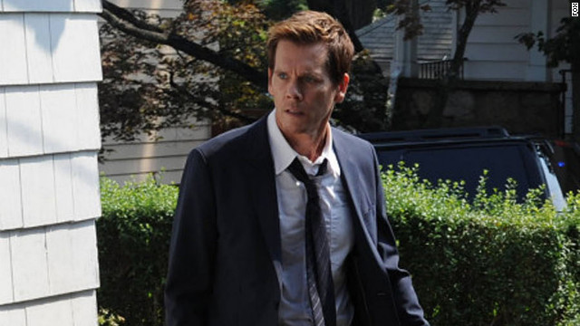 Kevin Bacon talks 'The Following'