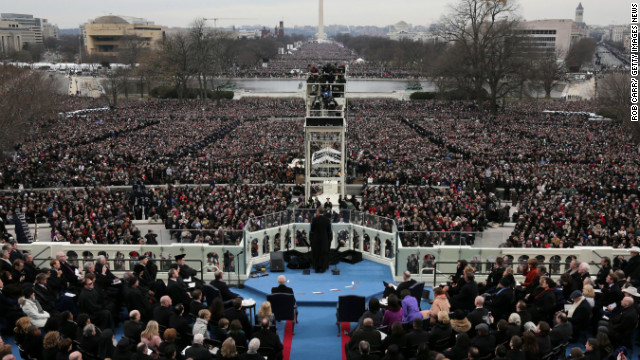 CNN's GUT CHECK for January 21, 2013