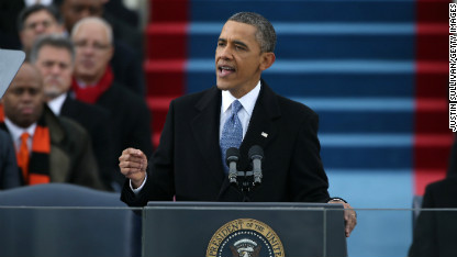 Obama ties issues to founding principles