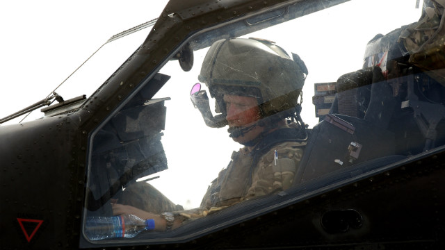 Prince Harry was deployed to Afghanistan as an Army helicopter pilot, the UK military announced on September 7, 2012.