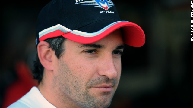 Timo Glock has left Marussia by mutual consent following three years with the team.