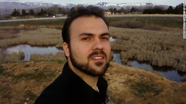<strong>Saeed Abedini</strong>, a 33-year-old U.S. citizen of Iranian birth, was <a href='http://www.cnn.com/2013/11/25/world/meast/iran-american-pastor-saeed-abedini/index.html'>sentenced to eight years in prison</a> in January 2013. He was accused of attempting to undermine the Iranian government and endangering national security by establishing home churches.