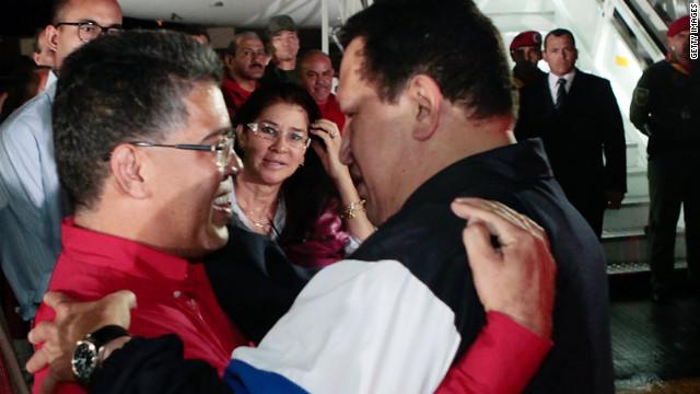 Chávez envía un mensaje a los asistentes a la cumbre de África y América del Sur