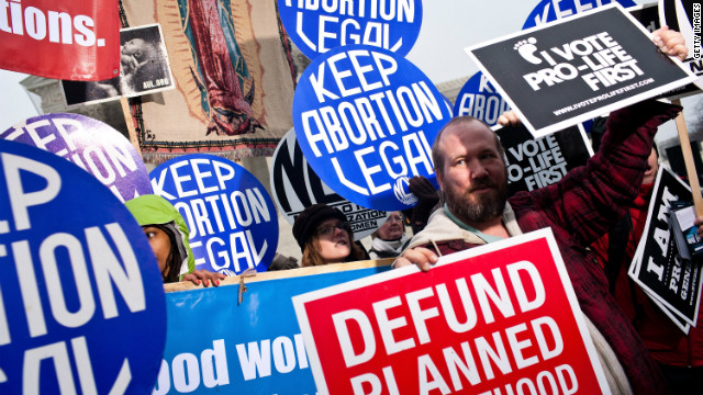 House passes late term abortion ban